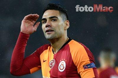 Barcelona Radamel Falcao'nun peşine düştü!