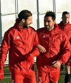 Demir Grup Sivasspor'da Kayserispor hazırlıkları sürüyor