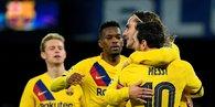 Napoli 1-1 Barcelona | MAÇ SONUCU