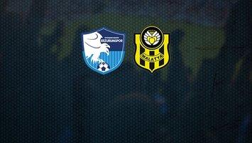 BB Erzurumspor Yeni Malatyaspor | CANLI