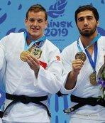 Avrupa Oyunları'nın son gününde milli takımdan 5 madalya