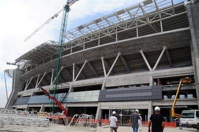 TT Arenadan yeni fotoğraflar (24 Ağustos 2010)