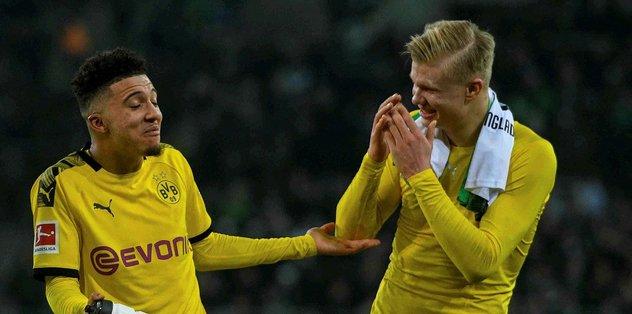 Hijyen kurallarına uymayan Akanji ve Sancho'ya para cezası geldi - Almanya Bundesliga -