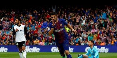 Barcelona'ya iki rekor birden