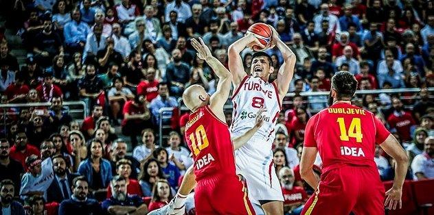 Ersan İlyasova ve Semih Erden Ankara'daki atmosferi övdü