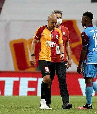 "Feghouli'den Trabzonspor maçı itirafı! ""Benim hatam"""