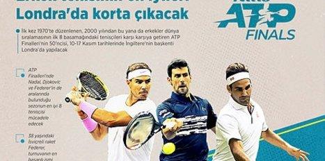 Profesyonel Tenisçiler Birliği Finalleri başladı