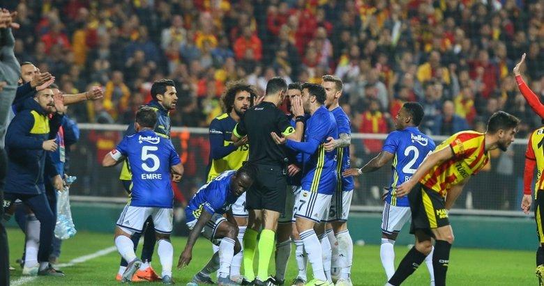 Fenerbahçe'de hakem isyanı başka boyuta taşındı! 3 kritik soru