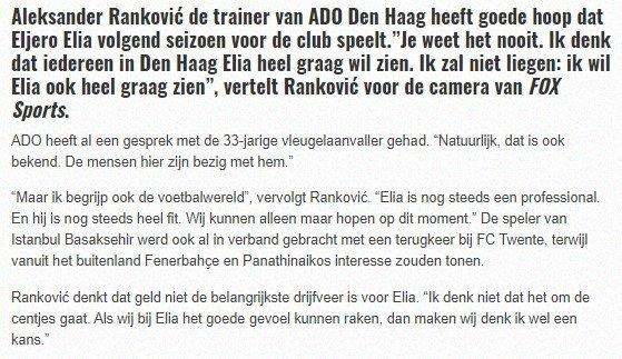 fenerbahcenin transfer hedefi elia icin resmi aciklama o hoca resmen 1596279931332 - Fenerbahçe'nin transfer hedefi Elia için resmi açıklama! O hoca resmen...