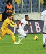 Ankara'da 6 gol var kazanan yok!