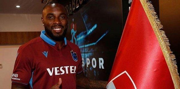 Trabzonsporlu Manoel Messias baba oldu