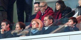 Başkan Özbek totemi bozdu