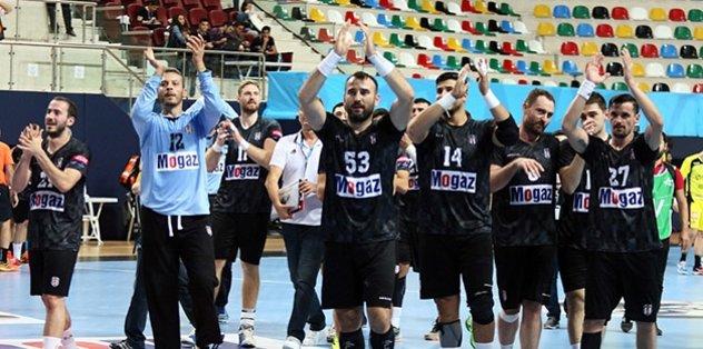 Beşiktaş Mogaz'ın konuğu Motor Zaporozhye
