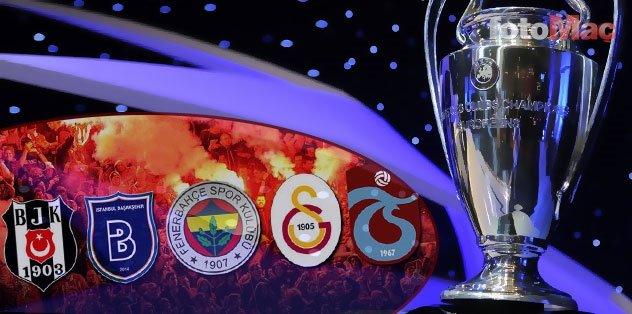 Şampiyonlar Ligi için tarihi karar! Türk takımları artık...