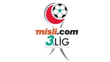 Misli.com 3. Lig'de play-off çeyrek final programı açıklandı