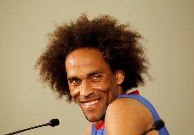 Afrika Uluslar Kupasından ilging saç modelleri