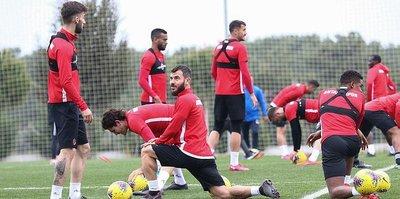 Antalyaspor Yiğido'ya hazır