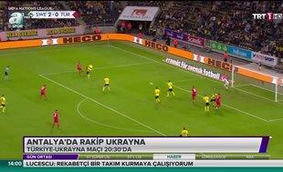 Antalya'da rakip Ukrayna