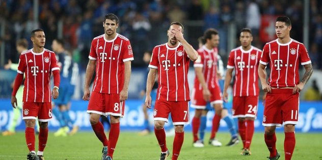 Bayern Münih'e para cezası