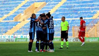 Adana Demirspor 4-2 Ümraniyespor | MAÇ SONUCU