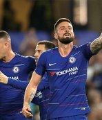 Gol düellosunda zafer Chelsea'nin