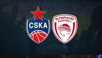 CSKA Moskova-Olympiakos maçı saat kaçta, hangi kanalda?