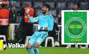 Fenerbahçe'nin Bursaspor karşısındaki ilk 11'i