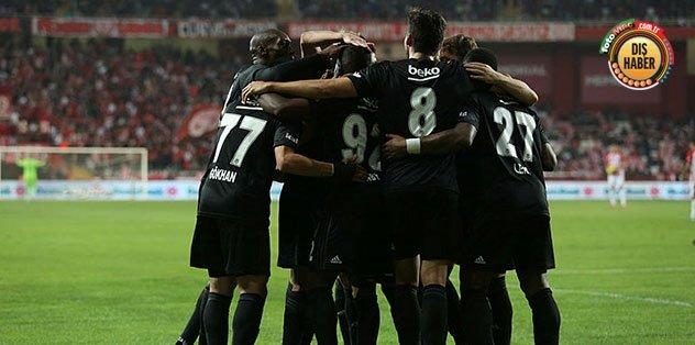 Beşiktaş'ın yıldızı Milan'a önerildi!