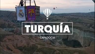 La Liga'dan Türkiye'li El Clasico tanıtımı!