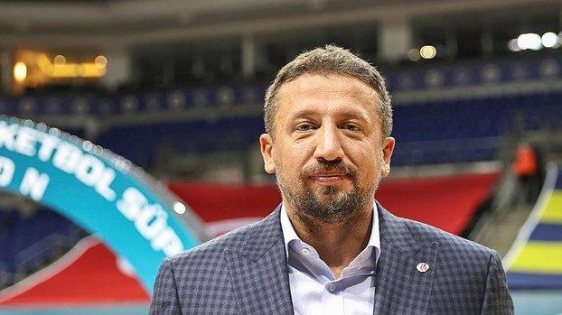 Son dakika spor haberleri: Türkiye Basketbol Federasyonu Başkanı Hidayet Türkoğlu A Milli Kadın Basketbol Takımı oyuncularıyla bir araya geldi