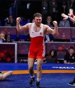 Süleyman Karadeniz Avrupa şampiyonu