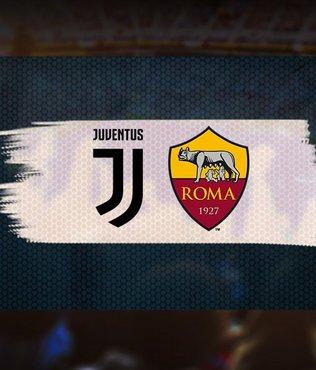 Juventus Roma maçı ne zaman, saat kaçta ve hangi kanalda canlı yayınlanacak?