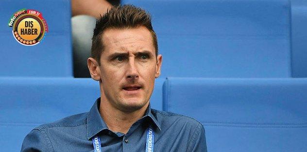 Bayern Münih'te Miroslav Klose sürprizi! - Almanya Bundesliga -