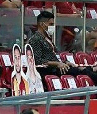Galatasaray'da Falcao takım arkadaşlarını yalnız bırakmadı!