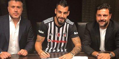 Beşiktaş Negredo transferini bitirdi