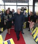 Aziz Yıldırım'ın Bursa'da pota açılışı yaptı