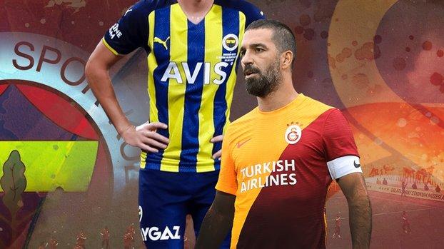 Fenerbahçeli Mert Hakan Yandaş Arda Turan'a dert yandı! Çok mutsuzum kurtar beni abi(FB GS spor haberi)