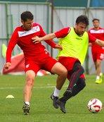 Boluspor'da Adanaspor maçı hazırlıkları başladı