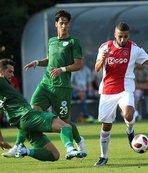 Konyaspor özel maçta NAC Breda'yı 2-1 mağlup etti