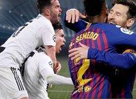 Dev takas için anlaşmaya varıldı! Juventus ve Barcelona...