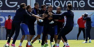 Trabzonspor'da Gençlerbirliği hazırlıkları
