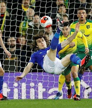Norwich City 1-0 Leicester City | MAÇ SONUCU