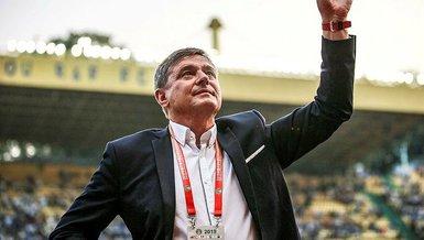 Son dakika spor haberleri: Sırbistan Milli Futbol Takımı Dragan Stojkovic'e emanet!