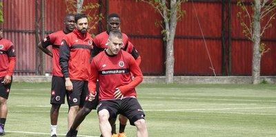 Gençlerbirliği'nde, Kayserispor maçı hazırlıkları