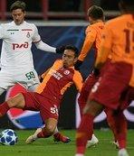 Galatasaray Avrupa'da deplasmanda kayıp