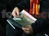 Galatasaray yedek kulübesinde dikkat çeken ayrıntı!