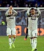 Juventus İtalya Kupası'na veda etti