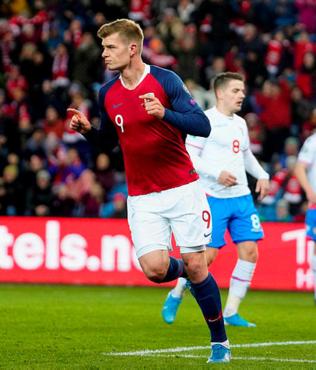 Sörloth coştu Norveç kazandı!