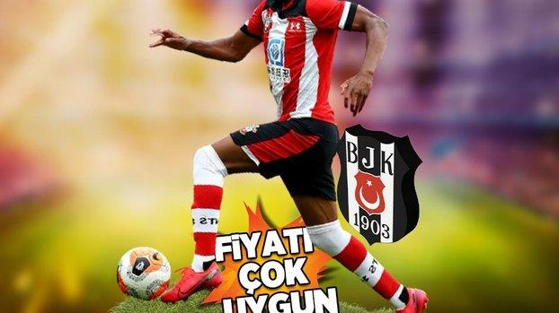 Nathan Tella'yı Beşiktaş'a önerdiler! N'Koudou... #