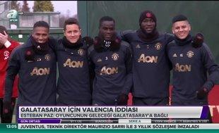 Galatasaray için Valencia iddiası